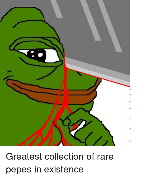 Rare Pepes: <p>Greatest collection of rare pepes in existence</p>