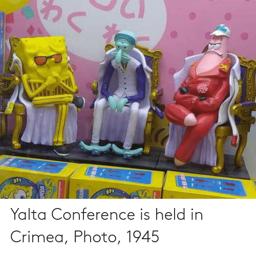 photo: ण  Melode  SE  SQUAC Yalta Conference is held in Crimea, Photo, 1945