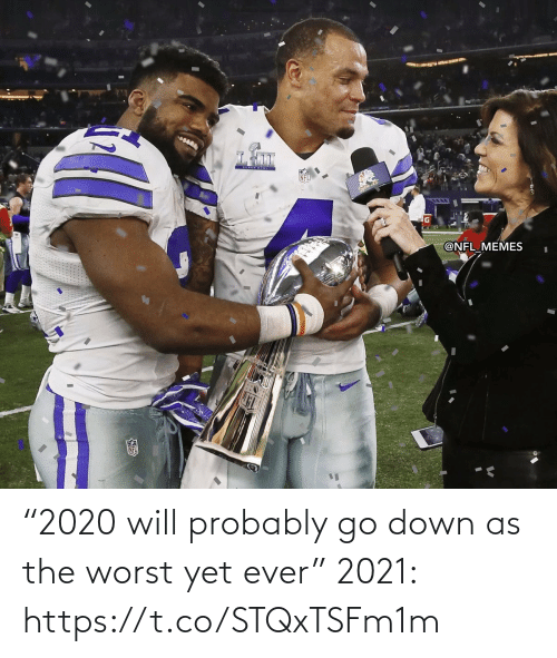 "yet: ""2020 will probably go down as the worst yet ever""  2021: https://t.co/STQxTSFm1m"