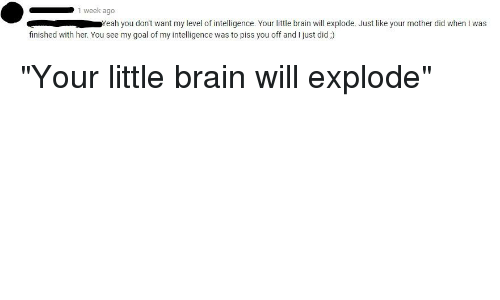 what is my intelligence level