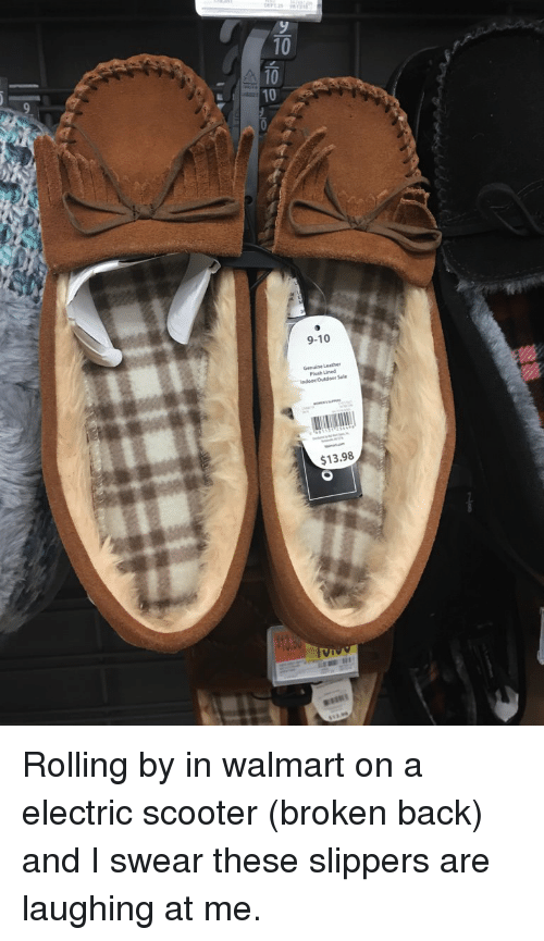 10 10 9 10 Indooroutdoor Sole 1398 Rolling By In Walmart On A