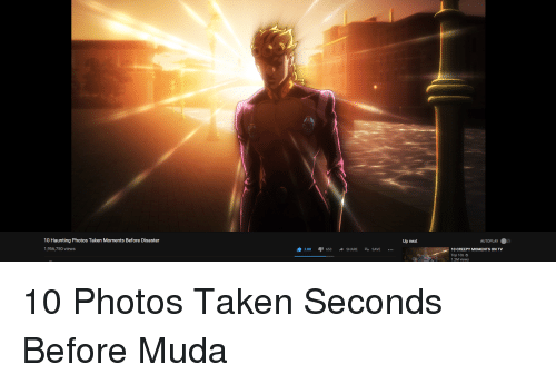10 Haunting Photos Taken Moments Before Disaster Up Next AUTOPLAY
