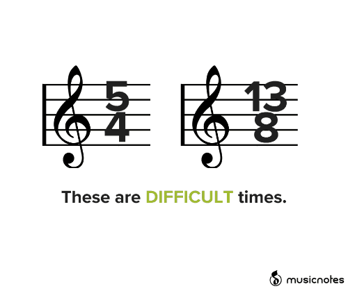 Lost: 13  These are DIFFICULT times.  musicnotes  LOST