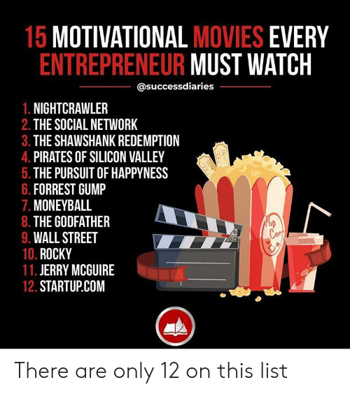 15 Motivational Movies Every Entrepreneur Must Watch 1