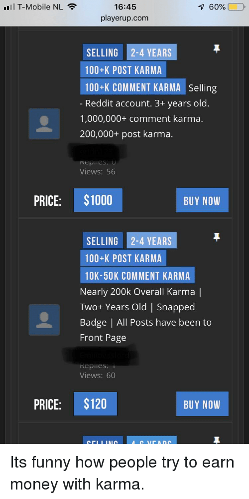 where to sell reddit accounts