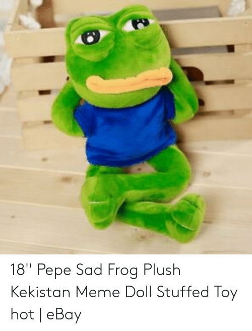 25 Best Memes About Get Out Frog Plush Get Out Frog Plush Memes