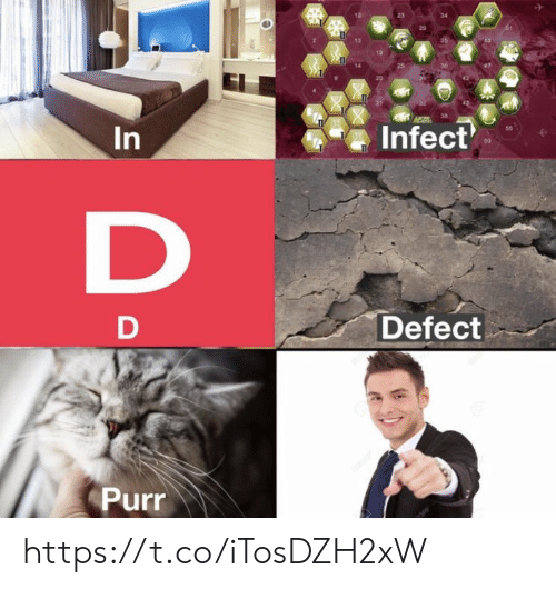 purr: 19  14  IT  Infect  50  D  Defect  D  Purr  In https://t.co/iTosDZH2xW