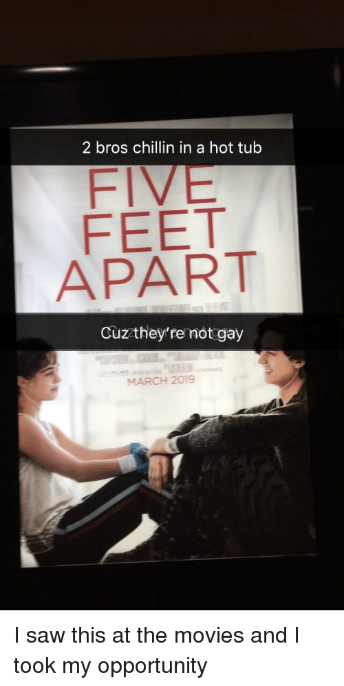 Movies Reddit And Saw 2 Bros Chillin In A Tub Feet Apart