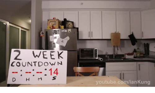 Countdown: 2 WEEK  COUNTDOWN  youtube.com/ianKung