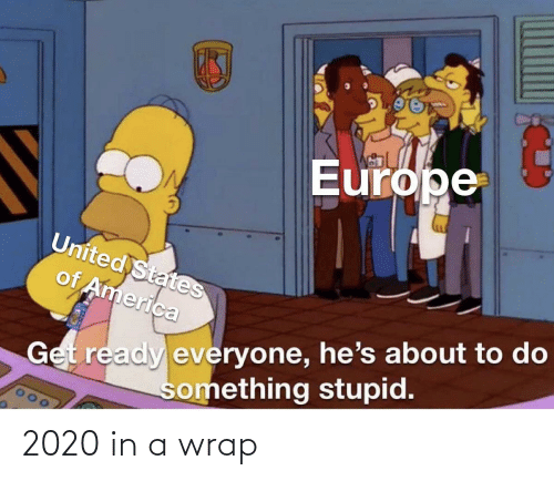 In A: 2020 in a wrap