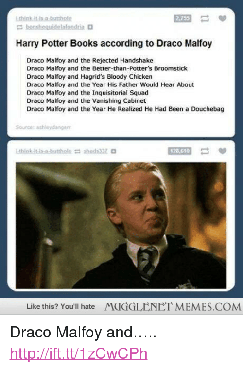 🐣 25+ Best Memes About Malfoy | Malfoy Memes