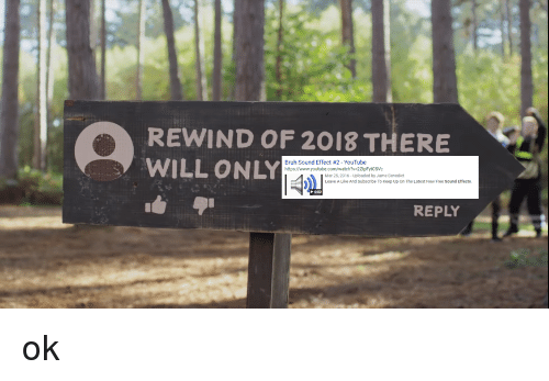 4 REWIND OF 2018 THERE WILL ONLY Bruh Sound Effect #2 YouTube