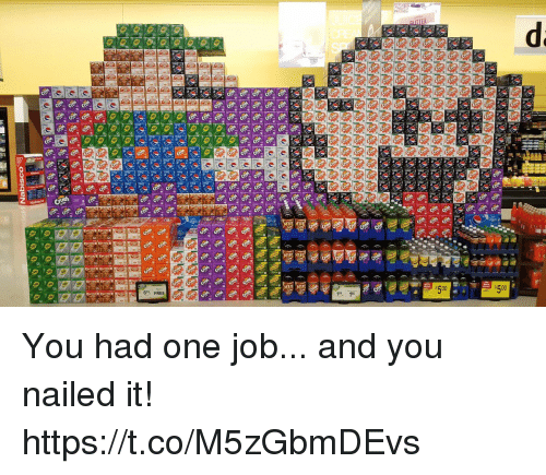 Video Games, Free, and Job: 500  199. 16  62 FREE You had one job... and you nailed it! https://t.co/M5zGbmDEvs