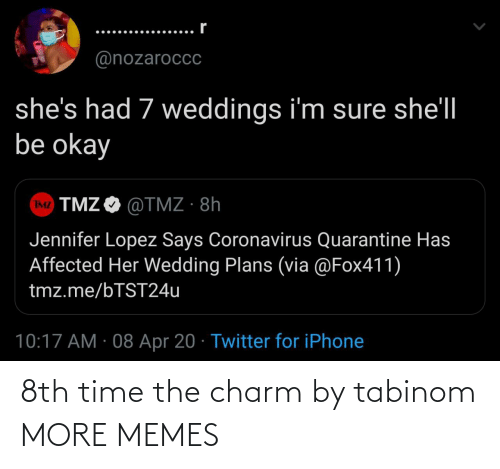 8Th: 8th time the charm by tabinom MORE MEMES