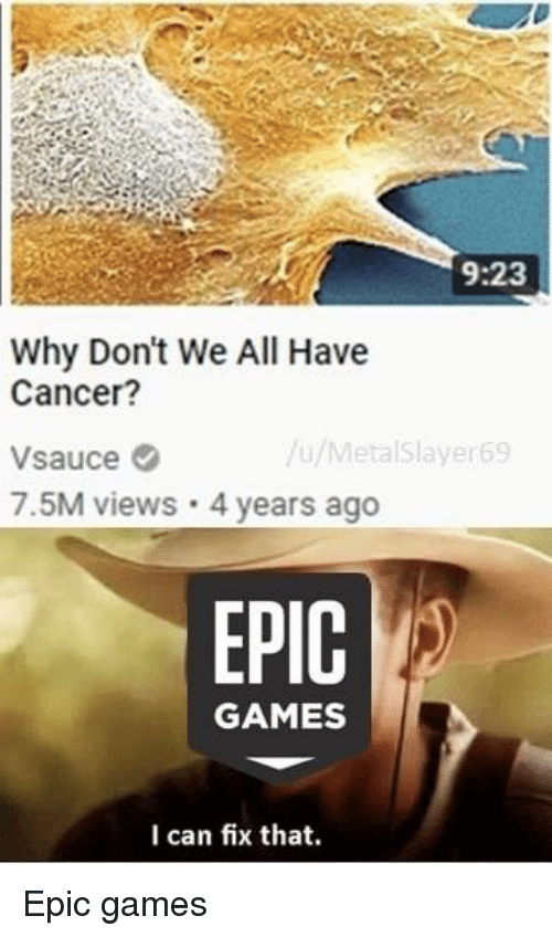 923 Why Don't We All Have Cancer? Vsauce 75M Views 4 Years