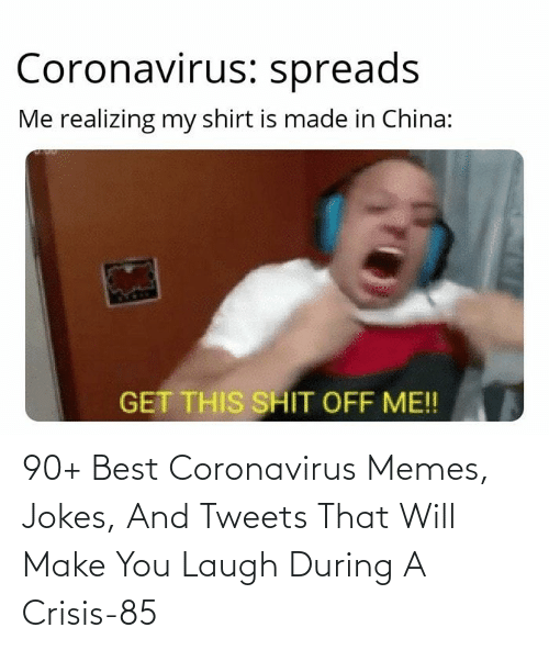 crisis: 90+ Best Coronavirus Memes, Jokes, And Tweets That Will Make You Laugh During A Crisis-85