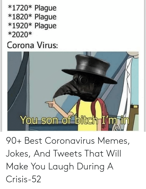 crisis: 90+ Best Coronavirus Memes, Jokes, And Tweets That Will Make You Laugh During A Crisis-52