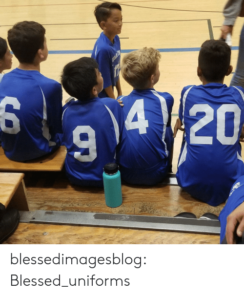 Blessed, Tumblr, and Blog: 94/20 blessedimagesblog:  Blessed_uniforms