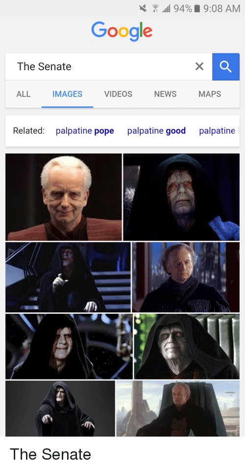 25 Best Memes About Palpatine Pope Palpatine Pope Memes