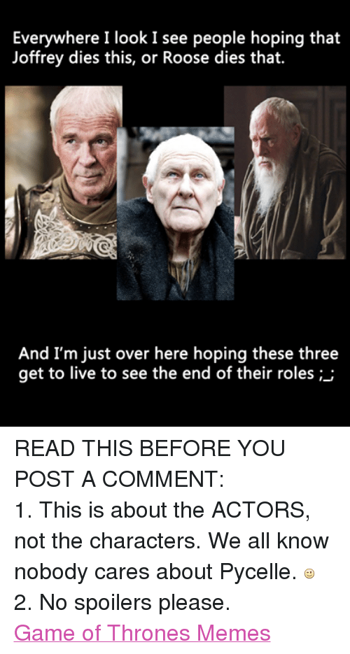 Games Of Thrones Meme