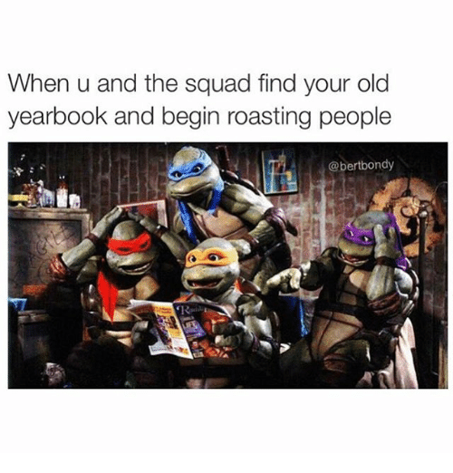 Your Old