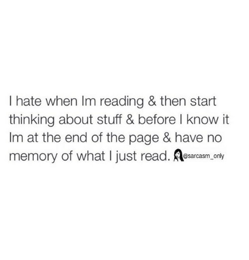 Just Read