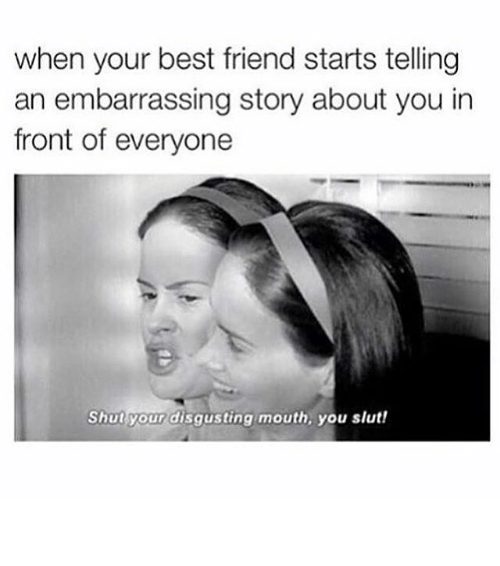 When Your Best Friend