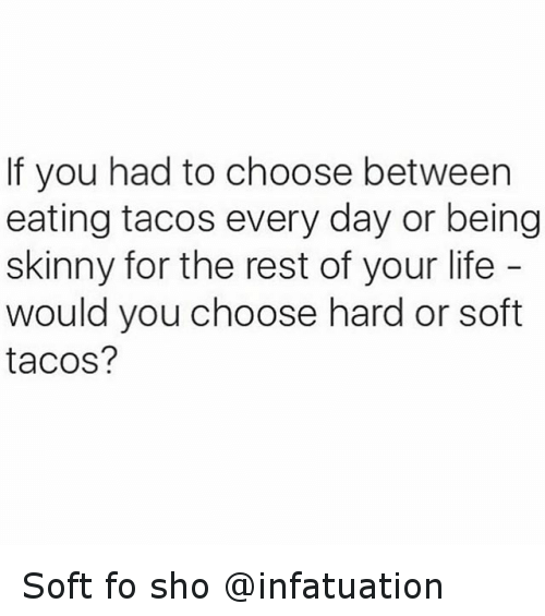 Eating Tacos
