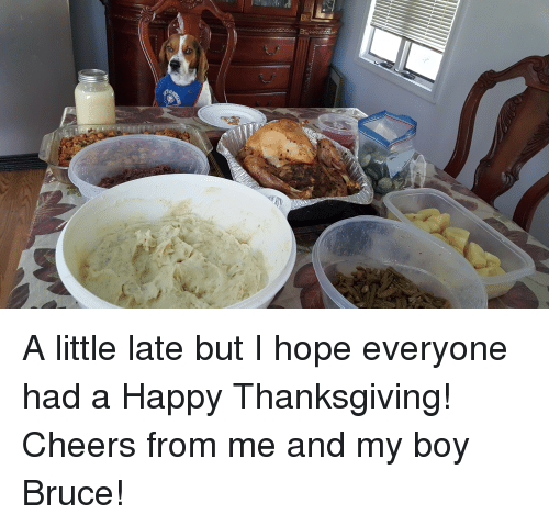Thanksgiving, Happy, and Hope