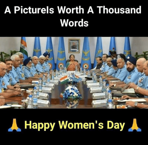 Memes, Happy, and 🤖: A Picturels Worth A Thousand  Words  Happy Women's Day