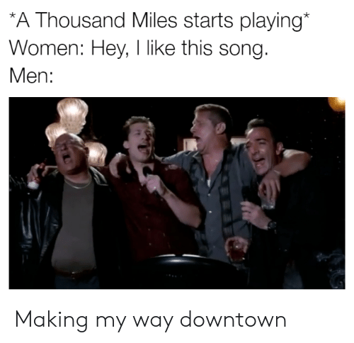 🐣 25+ Best Memes About Making My Way Downtown | Making My