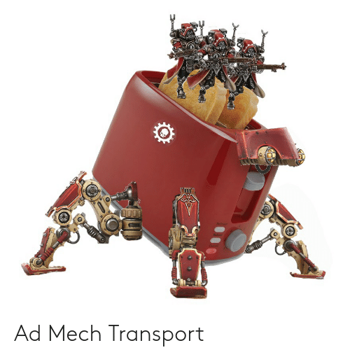 Mech,  Transport, and Ad Mech: Ad Mech Transport