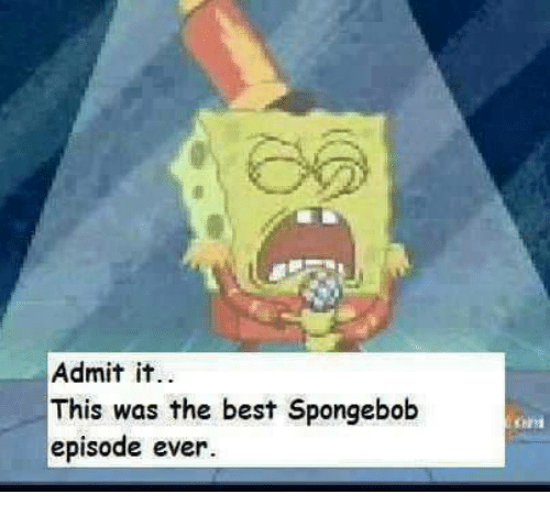 Best Spongebob