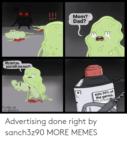 advertising: Advertising done right by sanch3z90 MORE MEMES