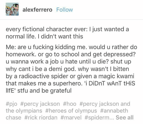 🐣 25+ Best Memes About Percy Jackson and the Olympians