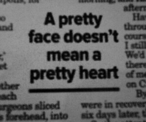 Heart, Mean, and Face: after  A pretty dhrn  face doesn't courm  Ha  I still  retty heart of me  mean a Wed  tp  slioed were in recover  orehead, into six days later t