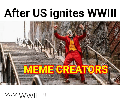 After Us Ignites Wii Meme Creators Yay Wwiii Funny Meme On Awwmemes Com Best class expectations lecture ever. awwmemes com