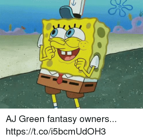 Football, Nfl, and Sports: AJ Green fantasy owners... https://t.co/i5bcmUdOH3