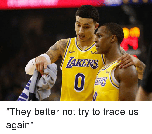 "They,  Better, and  Again: AKERS ""They better not try to trade us again"""