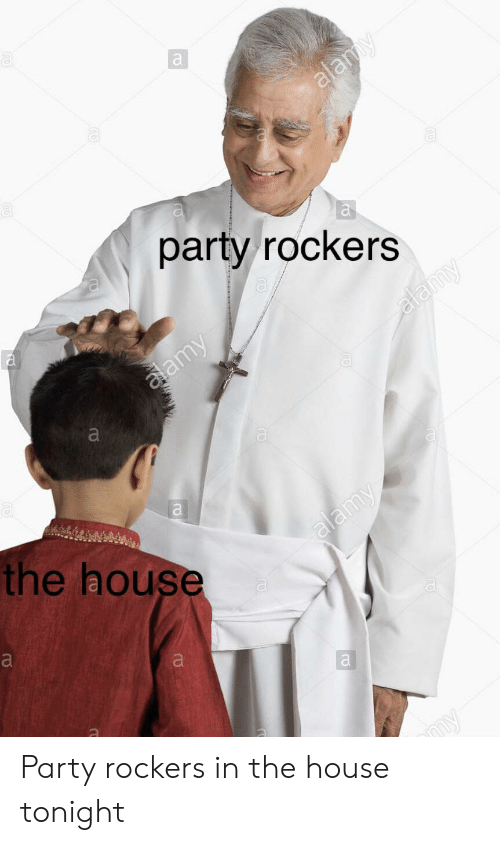 25 Best Memes About Party Rockers In The House Tonight