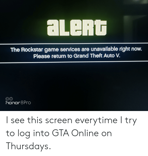 🐣 25+ Best Memes About Rockstar Game Services Are