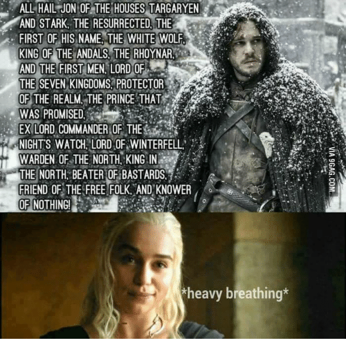 Lord Of Winterfell