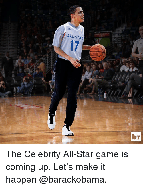 celebrity all star