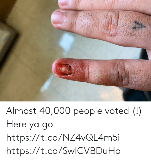 Memes, 🤖, and People: Almost 40,000 people voted (!) Here ya go https://t.co/NZ4vQE4m5i https://t.co/SwICVBDuHo