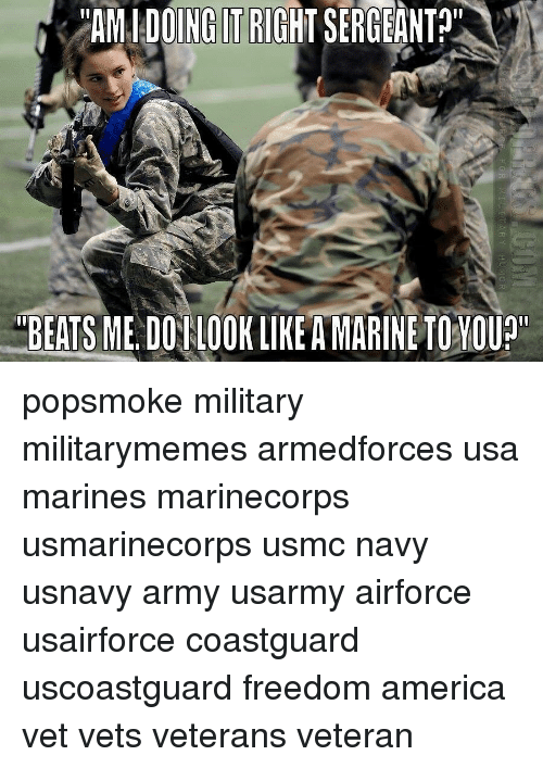 Is the marines right for me