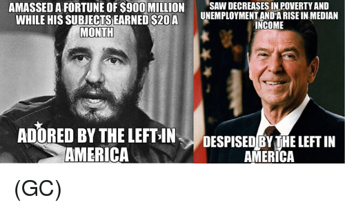 median: AMASSED AFORTUNE OF S9000 MILLION  SAW DECREASESINAPOVERTY AND  WHILE HIS SUBJECTS EARNED S20A  UNEMPLOYMENT AND ARISE IN MEDIAN  INCOME  MONTH  ADORED BY THE LEFTIN  DESPISED BYTHE LEFTIN  AMERICA  AMERICA (GC)