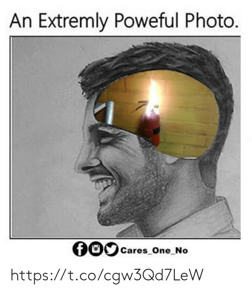 One, Photo, and  No: An Extremly Poweful Photo.  f  Cares One No https://t.co/cgw3Qd7LeW