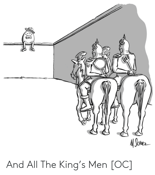 The King: And All The King's Men [OC]