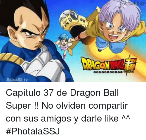 Animals Memes And Animal Anime IDiv Capitulo 37 De Dragon Ball