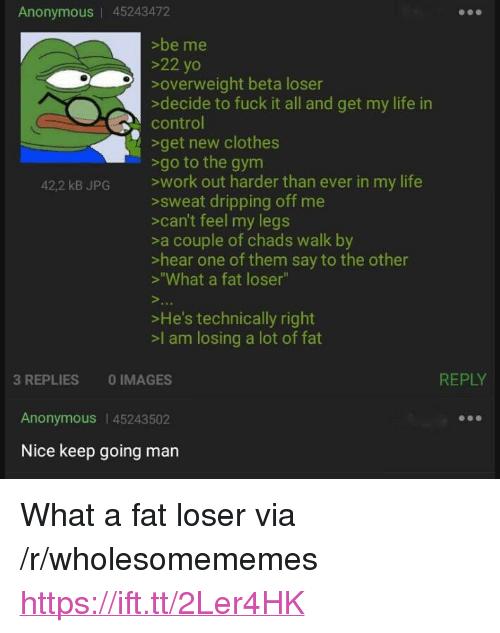 """Chads: Anonymous 